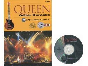小叮噹的店- 7925《日本進口DOREMI》皇后合唱團吉他卡拉OK選集/附CD