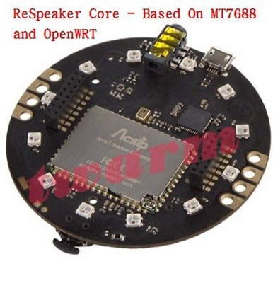 《德源科技》r)現貨 ReSpeaker Core-Based On MT7688 and OpenWRT