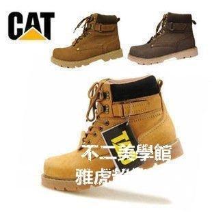 【格倫雅】^男式靴子雪地靴鞋子工裝靴卡特男靴軍靴磨砂皮大頭工裝靴馬丁靴子45858[D