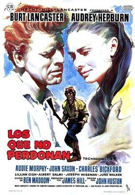 【藍光電影】恩怨情天 The Unforgiven(1960)126-041