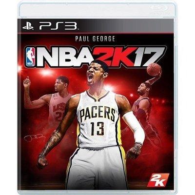 NBA 2K17 PS3 亞洲中文版  補貨中