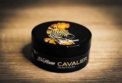 Blumaan Cavalier Clay超強髮泥
