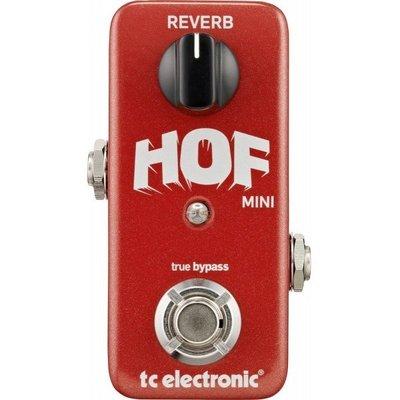 ☆ 唐尼樂器︵☆ TC Electronic HOF Mini Reverb 單顆 空間 效果器