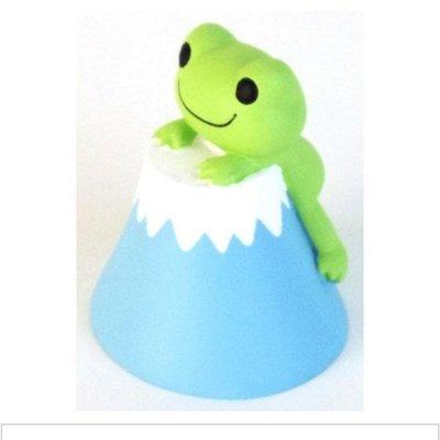 萌貓小店 日本直送- PICKLES THE FROG  x Concombre 系列擺設かえるのピクルス コンコンブルxピクルス お山