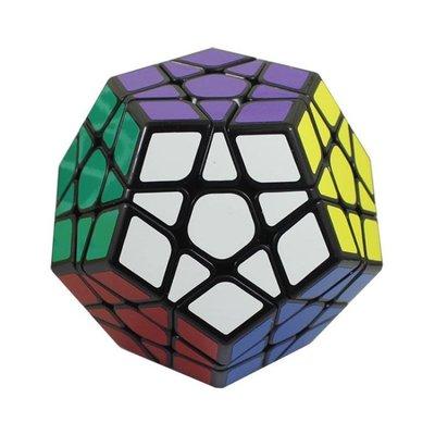 魔術方塊魔方五魔方十二面體魔方三階5魔方12面魔方手感順滑 萬客居