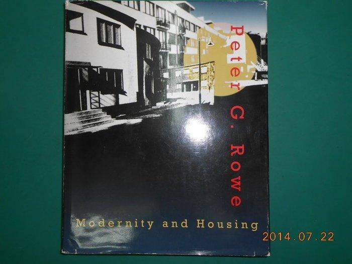 《Modernity and Housing》七成新 ISBN:0262181517 有黃斑,外觀破損【CS超聖文化2讚