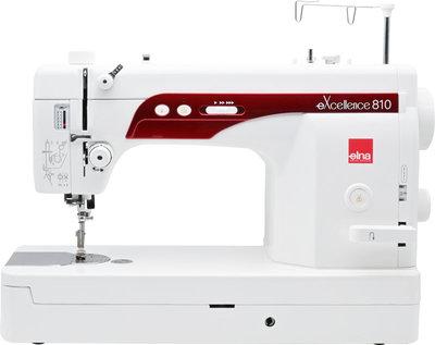 【你敢問我敢賣!】elna eXperience 810 縫紉機 仿工業機 全新公司貨『請看關於我,來電享有勁爆價』