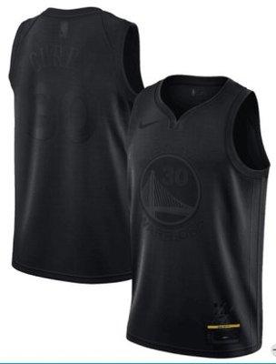 史蒂芬·柯瑞(Stephen Curry)NBA勇士隊球衣 30號 榮譽版