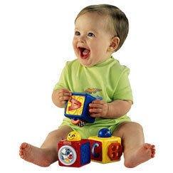 瑋瑋城堡-玩具出租 Fisher Price費雪 疊疊小方塊(B) 可租約4/20日起