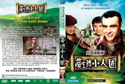 [影音雜貨店] 奧斯卡經典名片DVD - 夢遊小人國 - 史恩康納萊主演 - 全新正版