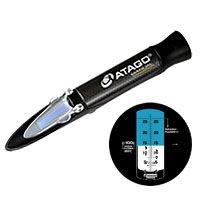 TECPEL 泰菱》ATAGO Master-BX/S28M 糖度 鹽度計 雙刻度 日本製 新上市