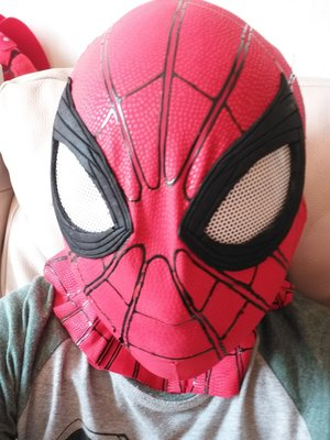 Spiderman Homecoming replica mask