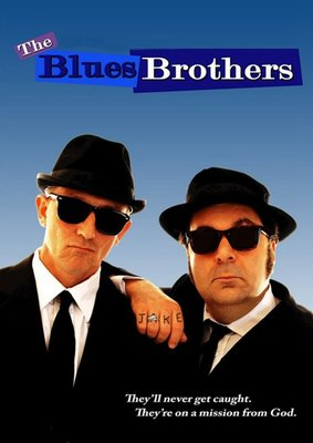 【藍光電影】福祿雙霸天/藍調兄弟 The Blues Brothers 1980 33-098