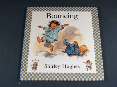 【懶得出門二手書】 《Shirley Hughes Bouncing》Walker Books│九成新(11A35)