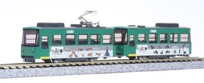 [玩具共和國] KATO京都駅店 HCSP0060-1 チビ電フィギュアニマル「赤きつねとたぬき」号