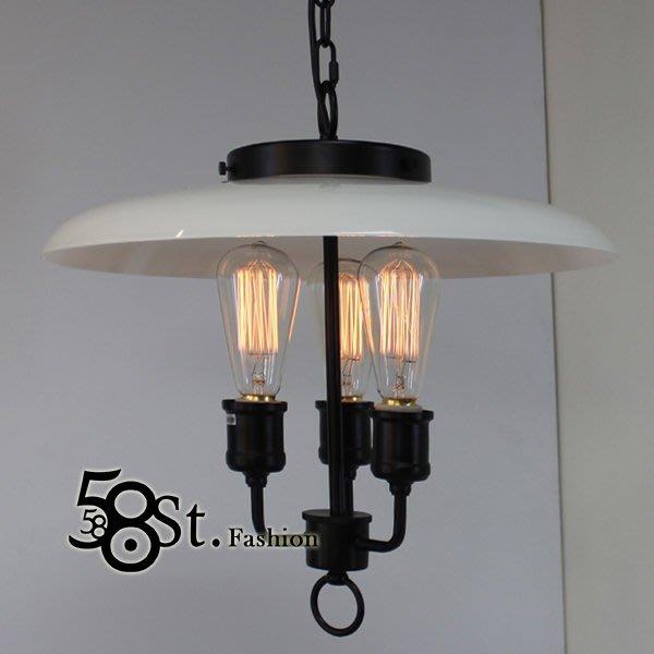 【58街】設計師款式「jellyfish 水母吊燈」複刻版。GH-360