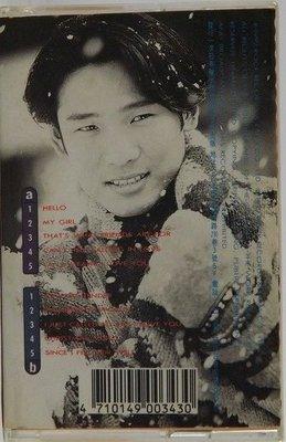 錄音帶~杜德偉-CHERISH~(T01)~