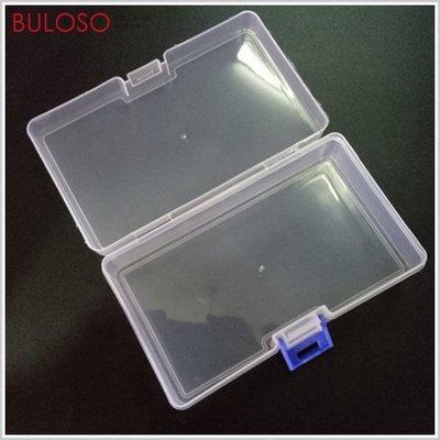 《不囉唆》長方形透明扣式收納盒 塑膠盒/小物盒/收納盒(可挑色/款)【A428244】