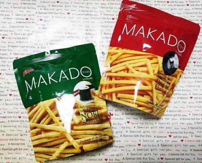 MAKADO麥卡多 薯條-鹽味27G(效期:2021年03月01號)特價22元賣場滿七百免運