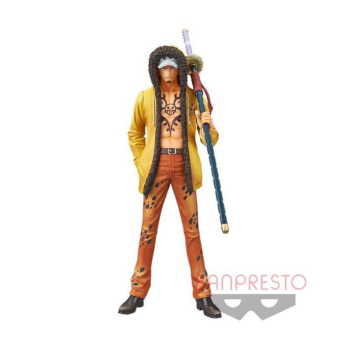 4165本通 日本 金證 景品 海賊王DXF 劇場版THE GRANDLINE MEN VOL.5 羅 39643