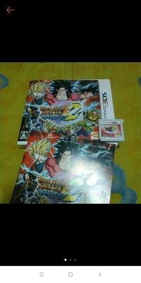 請先詢問庫存量~ 3DS 七龍珠 2 NEW 2DS 3DS LL N3DS LL 日規主機專用