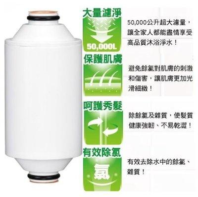 3M 全效沐浴過濾器 沐浴器替換濾芯 SFKC01-CN1-R 公司貨+贈品 只賣1050元