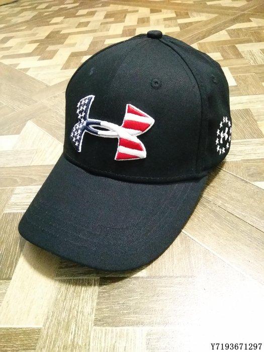 Under Armour 安德瑪UA男款女款高爾夫棒球帽彎彎帽釣魚防曬遮陽運動帽鴨舌帽1311427-天天運動