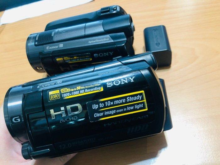 ☆手機寶藏點☆SONY HDR-XR500 1080i HD 高畫質 硬碟式攝影機 中古品 功能正常 歡迎詢問 聖S51