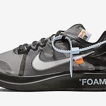 (A.B.E)The 10 : Nike 耐克 Zoom Fly Off White AJ4588-001 聯名 男潮鞋