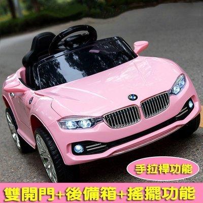 【優上精品】四輪雙驅 玩具車 可坐人寶寶 帶遙控搖擺車(Z-P3139)