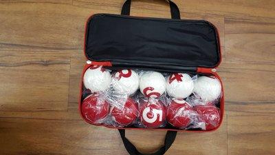宏亮 槌球 一組10顆 中日合作 GA-203   1~10號  另有售 槌球桿 及 相關商品