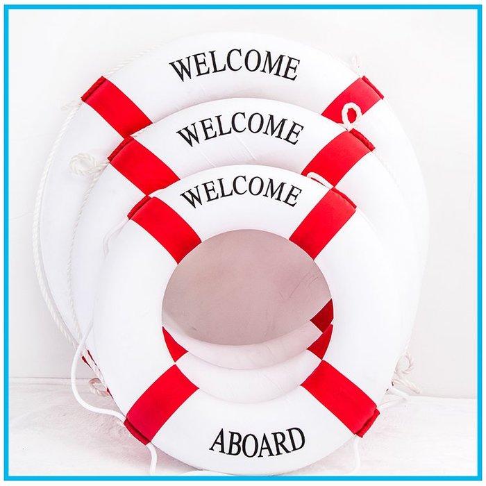專業船用泡沫防汛抗洪成人塑料聚氨酯救生圈實心游泳圈CCS認證
