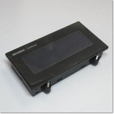 GT1030-HBLW GOT主機4.5型高對比度STN單色[白/黑] LCD DC5V(三菱電機) 中古 二手 GT1O3O-HBLW GTl030-HBLW