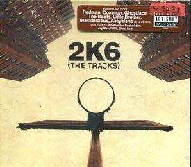 *還有唱片行* 2K6 / THE TRACKS 全新 Y7291