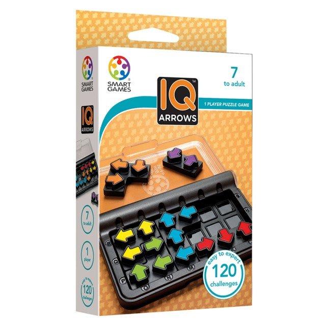 孩子王生活館 Smart Games IQ箭頭大挑戰 IQ Arrows