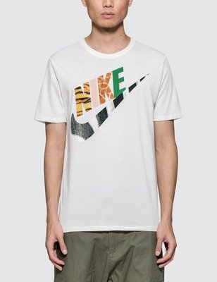 【現貨優惠】atoms x Nike ANIMAL PACK T-SHIRT 白 聯名 獸紋