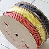 熱縮帶 熱縮管 2mm/3mm/4mm/4.5mm/5mm/標價一米 目前2/3/5mm只有黑色