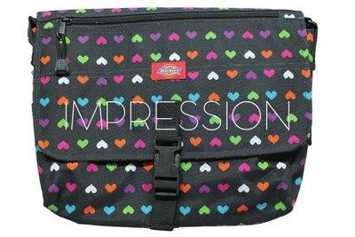 【IMPRESSION】DICKIES 612-074 Dickies Mini Messenger 愛心 郵差包