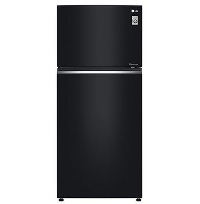 *~新家電錧~*【LG樂金 GN-HL567GB】525公升雙門冰箱 曜石黑