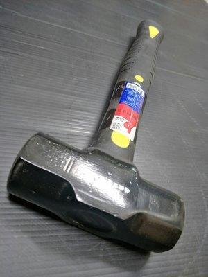 【金便宜】百代工具 3P 纖維柄大鎚 鐵鎚 纖維鎚 槌 -工廠批發價-工業 工程 3磅