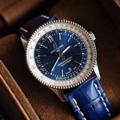 代購  錶鍠  Breitling百年靈  Navitimer 航空計時腕錶