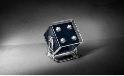 【歐德精品】義大利原廠Maserati 輪胎氣嘴帽(蓋) 瑪莎拉蒂 鋁圈氣嘴閥蓋 純正原廠