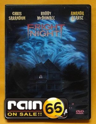 ⊕Rain65⊕正版DVD【吸血鬼住在隔壁/Fright Night】-靈異入侵導演(直購價)