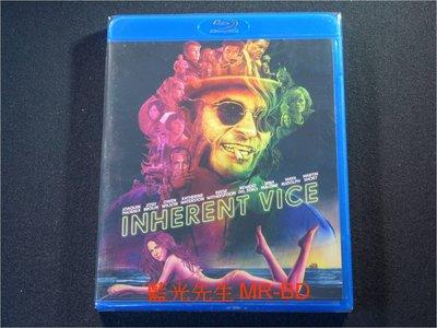 [藍光BD] - 性本惡 Inherent Vice ( 得利公司貨 )