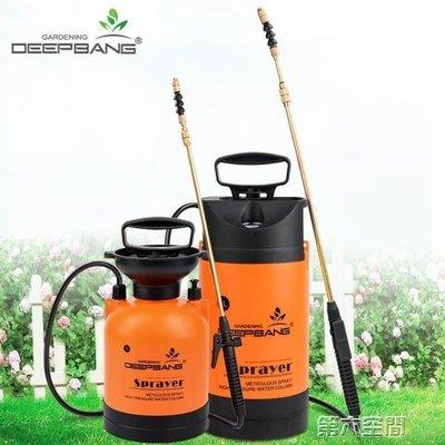 噴霧器 噴霧器農用噴壺小型背式高壓打桶氣壓式農壓力手動澆花噴壺 MKS 精品生活