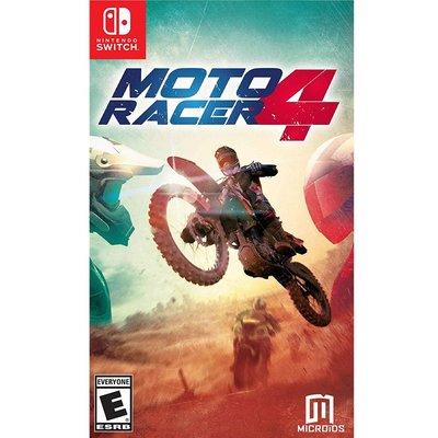 (現貨全新) NS SWITCH 摩托英豪 4 英文美版 Moto Racer 4