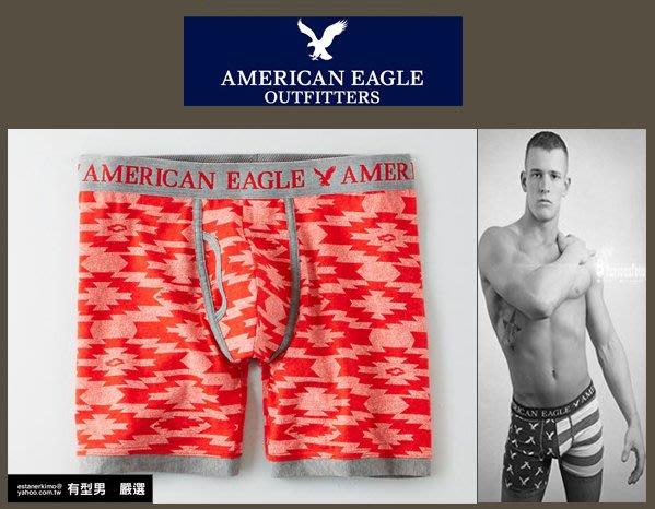 有型男~ AE American Eagle VS CK內褲Underwear長版紅閃電 XS S M L XL貝克漢