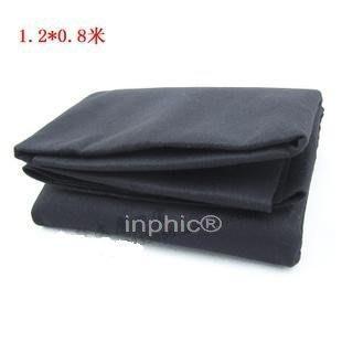INPHIC-優質黑色羊毛氈 黑色毛筆書法用書畫氈 國畫氈墊1.20.8米