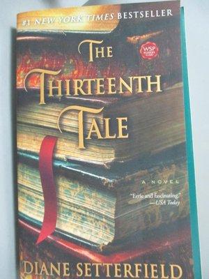 【書寶二手書T3/原文小說_OPE】The Thirteenth Tale_Setterfield, Diane