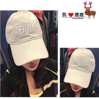 AF A&F 春夏新款 圖案棒球帽 經典LOGO 我愛麋鹿 東區正品專賣店